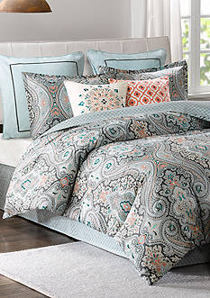 Echo Design™ Sterling Queen Reversible Comforter Set