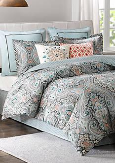 Echo Design™ Sterling California King Reversible Comforter Set