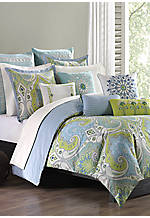 Sardinia Queen Comforter Set 92-in. x 96-in.