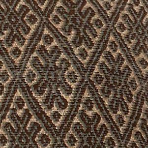 Echo Design: Brown/Multi. Echo Design™ MAYAN GEO SQ YAM EM