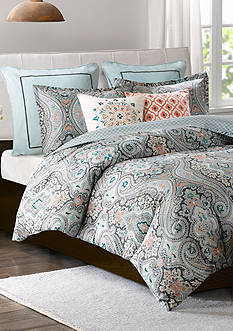 Echo Design™ Sterling Full/Queen Reversible Duvet Mini Set