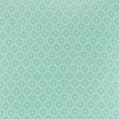Casual Bedding: Mint Echo Design™ GUINEVERE CK CMFSET
