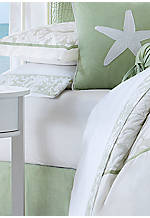 Brisbane White King Sheet Set