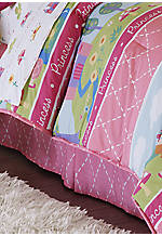 Enchanted Castle Twin Bedskirt 39-in. x 75-in. with 15-in. drop