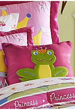 Enchanted Castle Decorative Pillow 16-in. x 16-in.