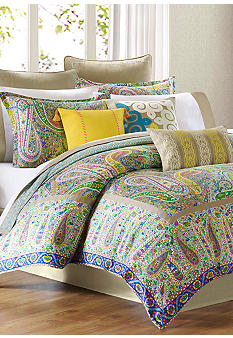 Echo Design Echo Design Scarf Paisley Bedding Collection - Online Only