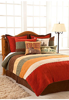 Woolrich Bear Creek Bedding Collection