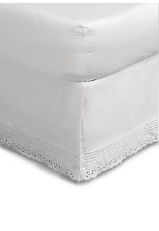 Home Accents Eyelet Bedskirt