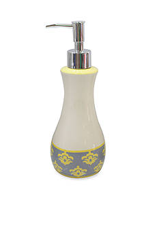 Waverly LOTION DISPENSER GREY