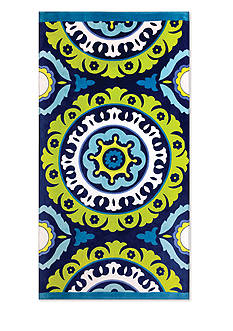 Waverly Solar Flare Beach Towel