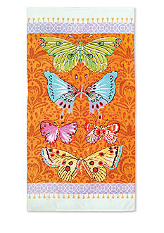 Dena Home™ Butterfly Beach Towel