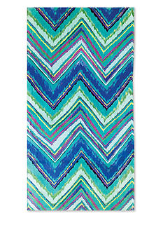 Dena Home™ Chevron Beach Towel