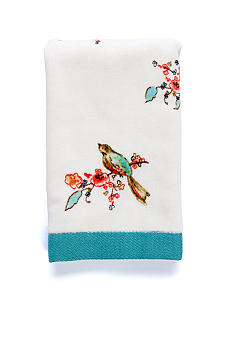 Lenox Chirp Printed Towels