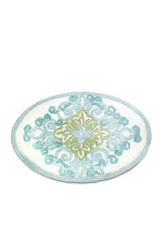 Lenox French Perle Groove Bath Rug