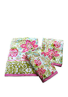 Dena Home™ Ikat Printed Bath Towel Collection - Online Only