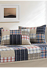 Chatham Plaid Standard Sham 20-in. x 26-in.