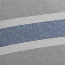 Low Thread Count Sheets: Grey Nautica SEDGEMOOR TWIN SS