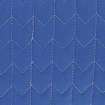 Low Thread Count Sheets: Blue Nautica SEDGEMOOR QUEEN SS