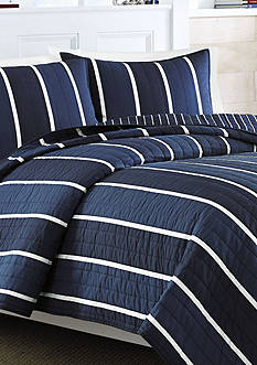 Nautica KNOTS BAY QUILT STD SHAM
