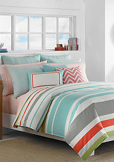 Nautica TAPLIN FULL/QUEEN DUVET SETS