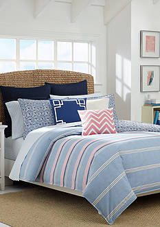 Nautica DESTIN FULL/QUEEN DUVET SETS