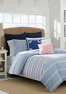 Nautica DESTIN KING DUVET SETS