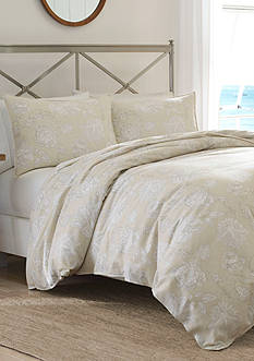 Nautica Sandy Creek King Comforter/Sham Set