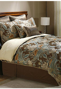 Home Fashion Int'l Rasmussen 8-Piece Bedding Ensemble - Online Only