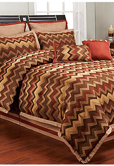 Home Fashion Int'l Traffic 8-Piece Bedding Set - Online Only