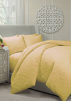 Vue Barcelona Quilted Coverlet and Duvet