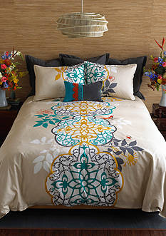 Blissliving HOME BL SHANGRI LA F/Q DUVET SET