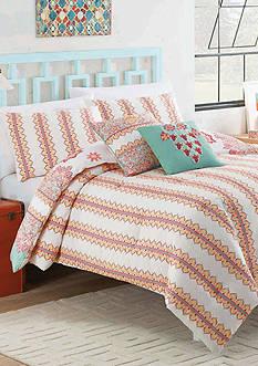 Vue Mantra 5-Piece Reversible Comforter Set