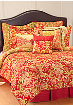 Archival Urn Queen Comforter Set 92-in. x 96-in.