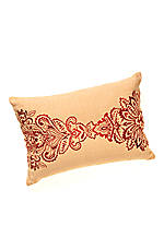 Archival Urn Embroidered Decorative Pillow 14-in. x 20-in.