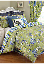 Casablanca Queen Comforter Set - 92-in. x 96-in.