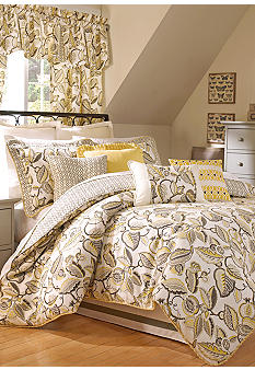 Waverly Fantasy Fleur Bedding Collection