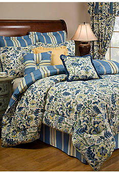 Waverly Imperial Dress Porcelain Bedding Collection