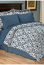 Edessa Queen Bedding Ensemble 90-in. x 90-in.