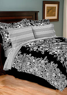 Home Accents NEELA KING 8PC TURNSTYLE BIAB