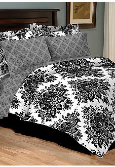 Home Accents Sonata Reversible 8-piece Bedding Collection