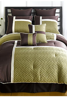 Madison Home Brunswick 8-piece Comforter Set