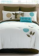 Madison Home Bloom 8-Piece Bedding Set