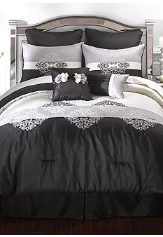 Madison Home Garden Gate 8-Piece Comforter Set