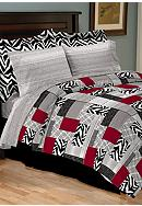 Sander Sales Nairobi 8-piece Bedding Ensemble - Online Only