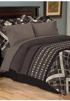 Sander Sales Tripp 8-piece Bedding Ensemble - Online Only
