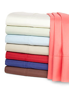Home Accents Microfiber Sheet Sets | Belk - Everyday Free Shipping