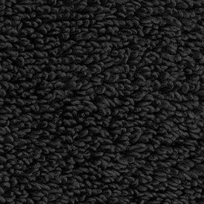 Solid Towels: Black Biltmore CENTURY WASHCLOTH
