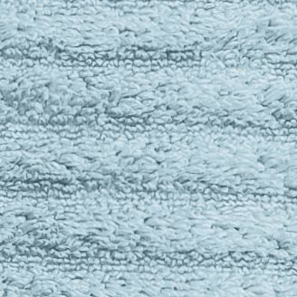 Bath Towels: Nile Blue Biltmore BILT CENTRY RIB WASH