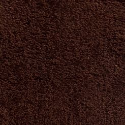 Bath Mats: Root Brown Biltmore Providence Hygro Cotton Bath Rug