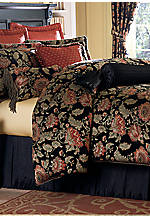 Genoa Queen Comforter Set 92-in. x 96-in. with Shams 20-in. x 26-in.